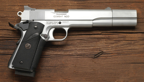 Karl Lippard Military Firearms Design Amp Manufacturing